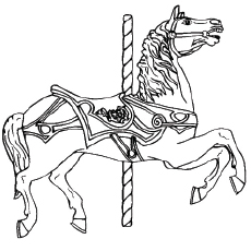230x230 Top 48 Free Printable Horse Coloring Pages Online