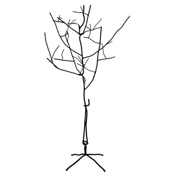580x580 Metal Tree Sculpture Coat Rack Metal Tree Metal