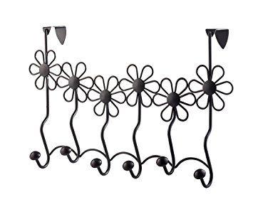 355x284 Over The Door Coat Rack Brown Elegant Design Coat