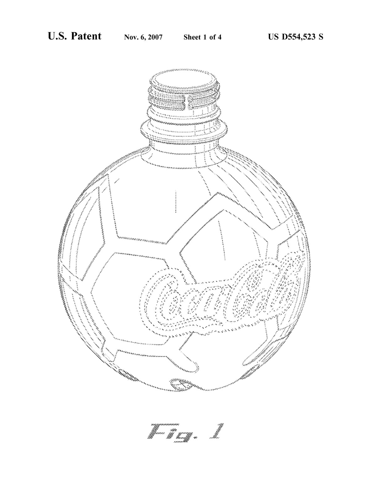 1200x1553 Coke Bottle 100th Birthday Patent History Time