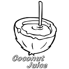 230x230 Top 10 Coconut Coloring Pages For Your Toddler