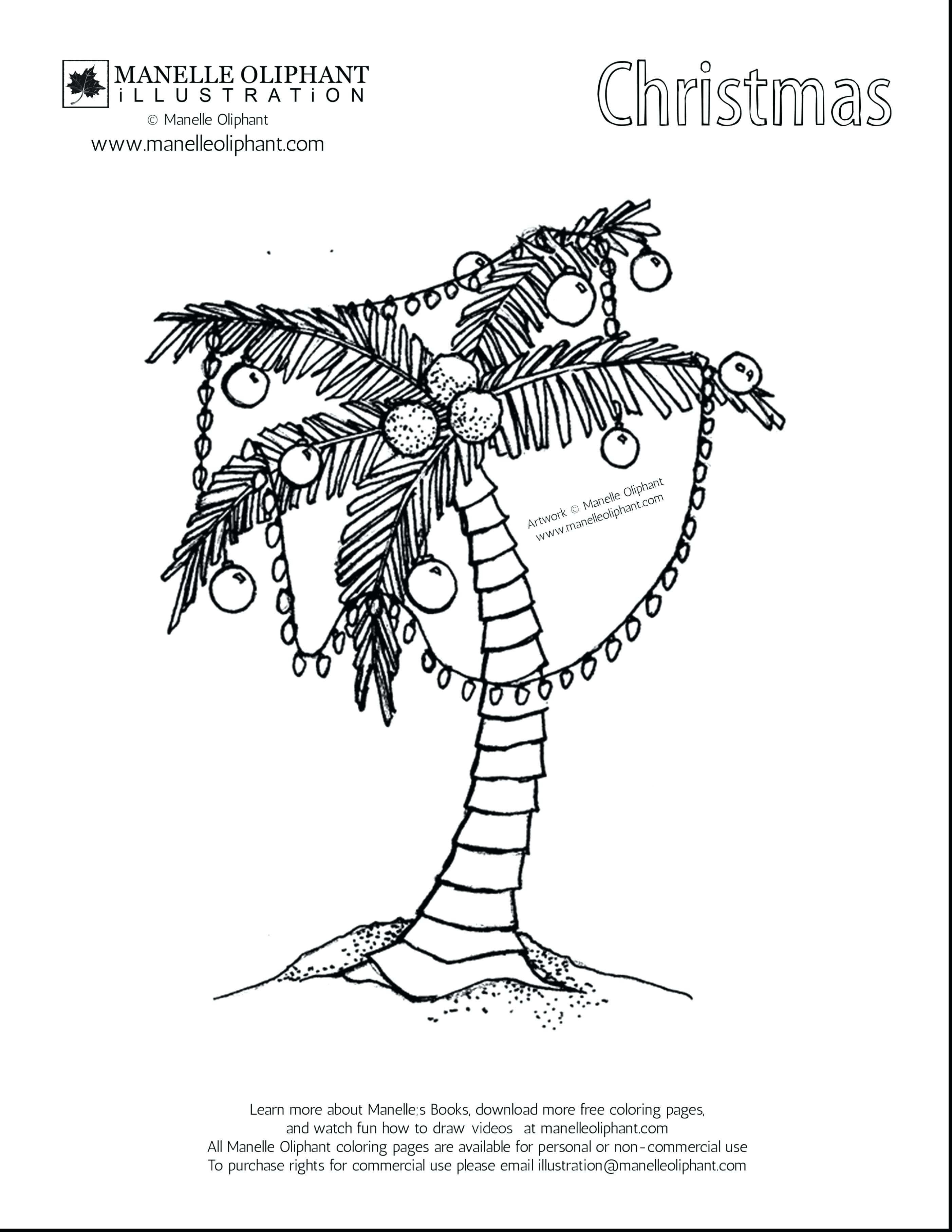 2805x3630 Coloring Remarkable Coconut Tree Coloring Page. Coconut Palm Tree