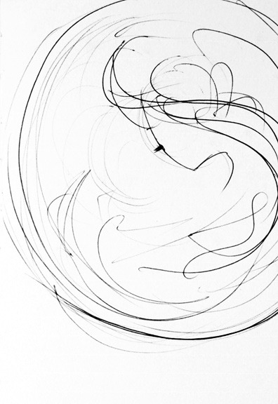 396x576 Cocoon Artwork Bellydance, Drawings And Artwork
