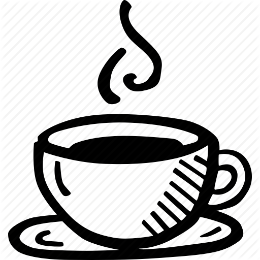 Coffe Cup Drawing