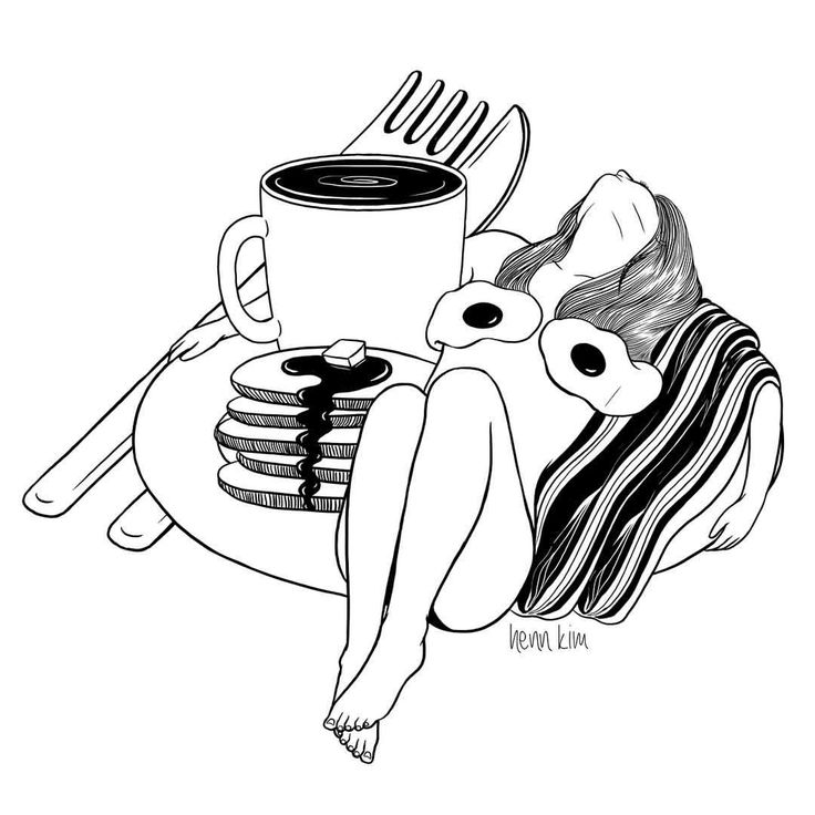 Coffee Maker Drawing At Getdrawings Com