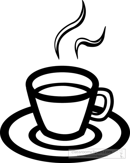 438x550 Coffee Clipart Black And White Search Results Search Results