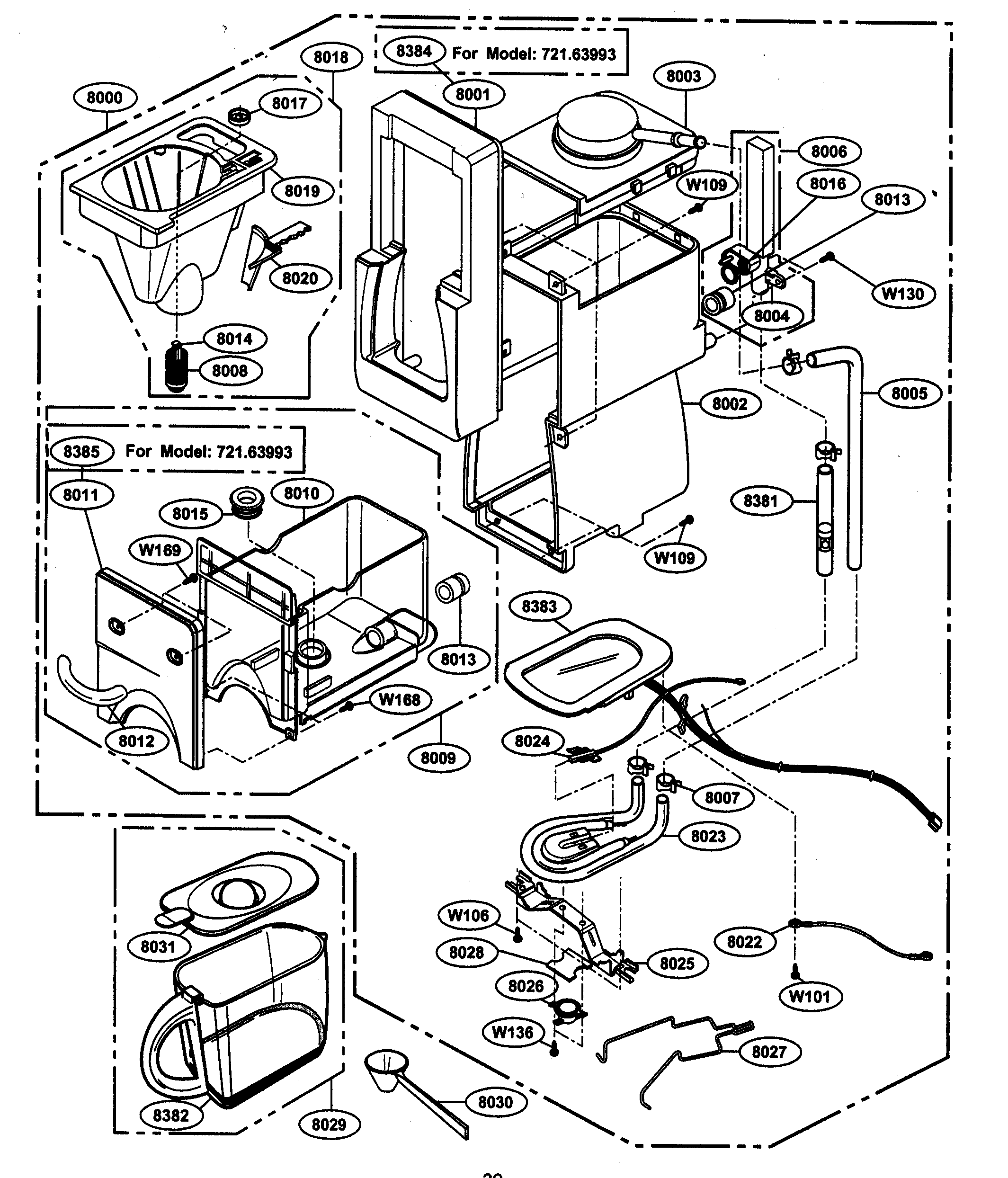 2129x2488 Patent Us5463932 Coffee Maker Google Patents Drawing ~ Wiring