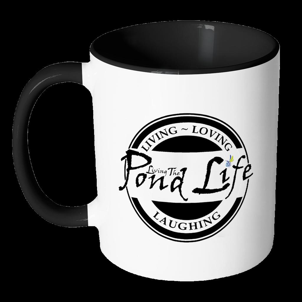 1024x1024 Pond Life Coffee Mug Living The Pond Life