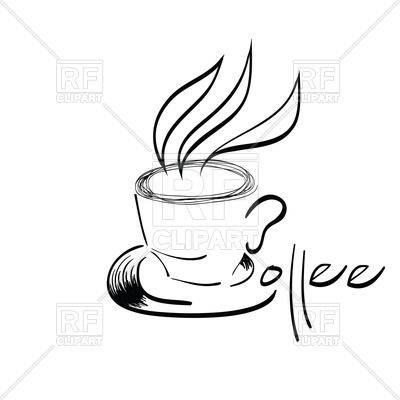 400x400 Stylized Coffee Cup