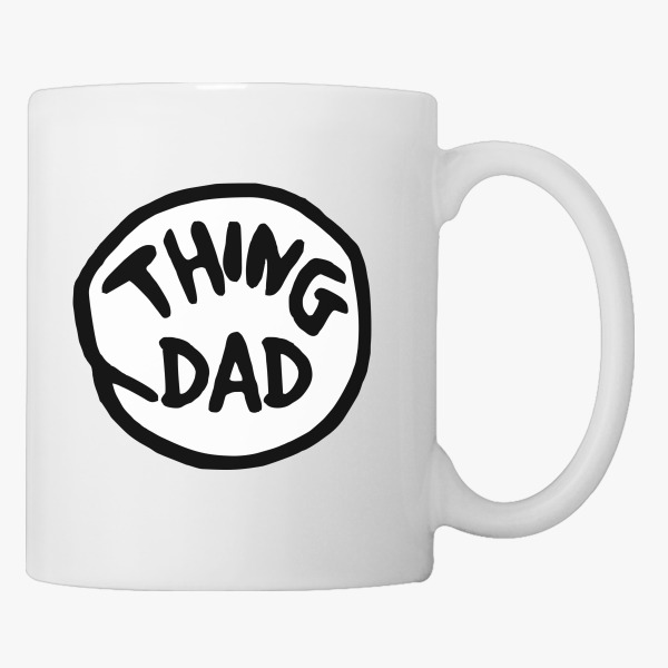 600x600 Thing Dad Coffee Mug