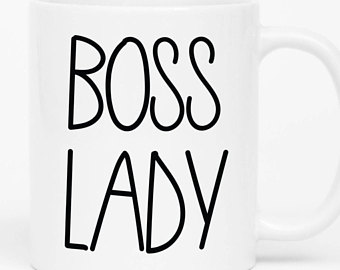 340x270 Boss Babe Fuel Coffee Mug Bosses Day Gifts For Boss Cute