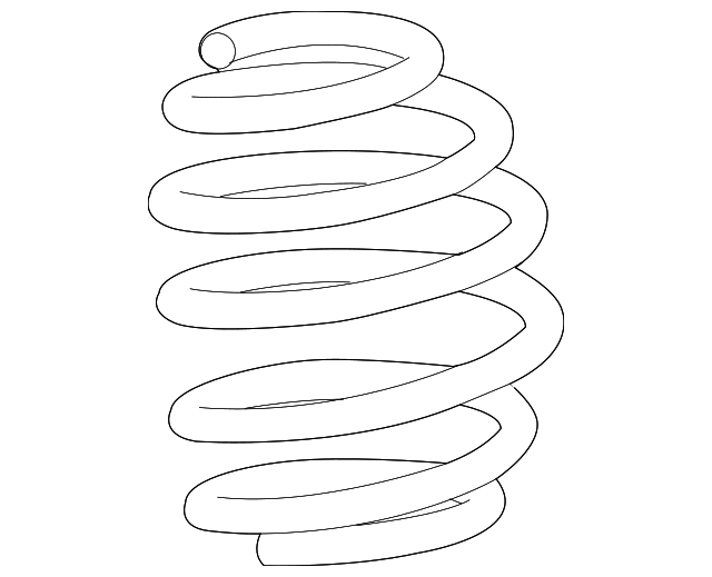 640x519 Coil Spring