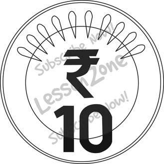 329x329 Coin Clipart 1 Rs