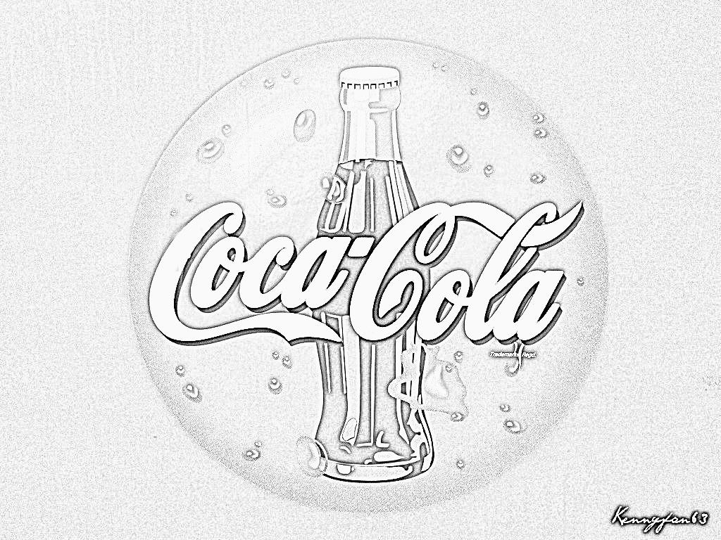 1024x768 Coke Button
