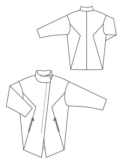 475x633 High Collar Coat 092010
