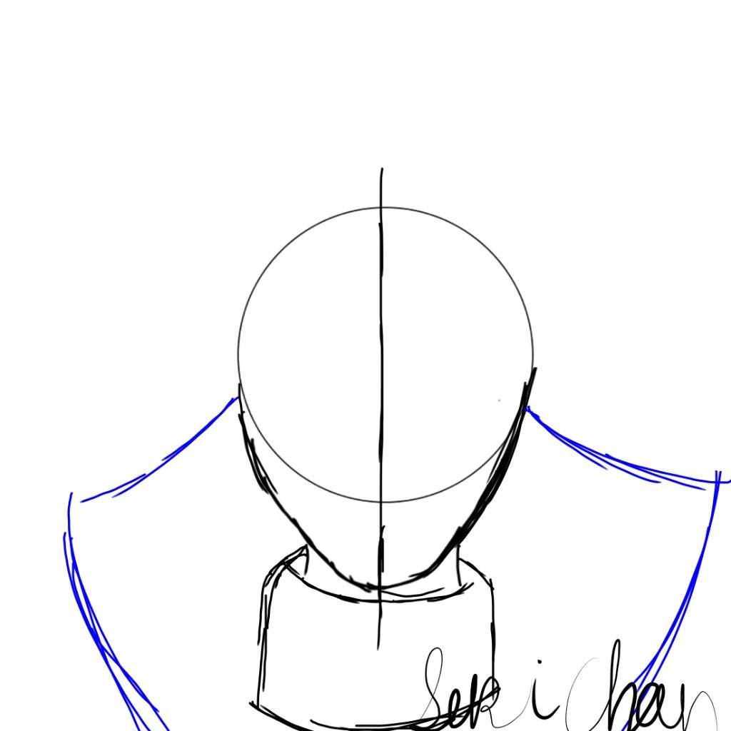 1024x1024 Tutorialprocess Drawing Minato! Anime Amino