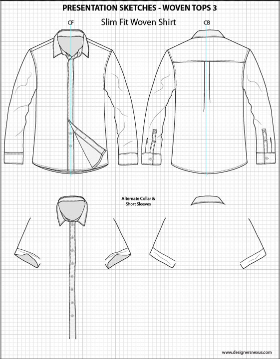 561x720 Mens Flat Fashion Sketch Templates