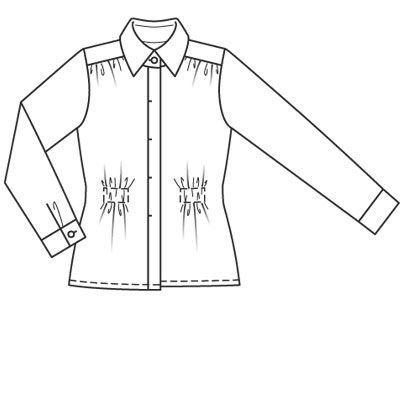 400x400 159 Best Technical Sketch Images On Sewing Patterns