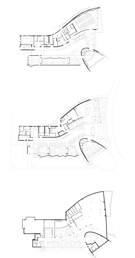 528x1007 Gallery Of Smith College Campus Center Weissmanfredi