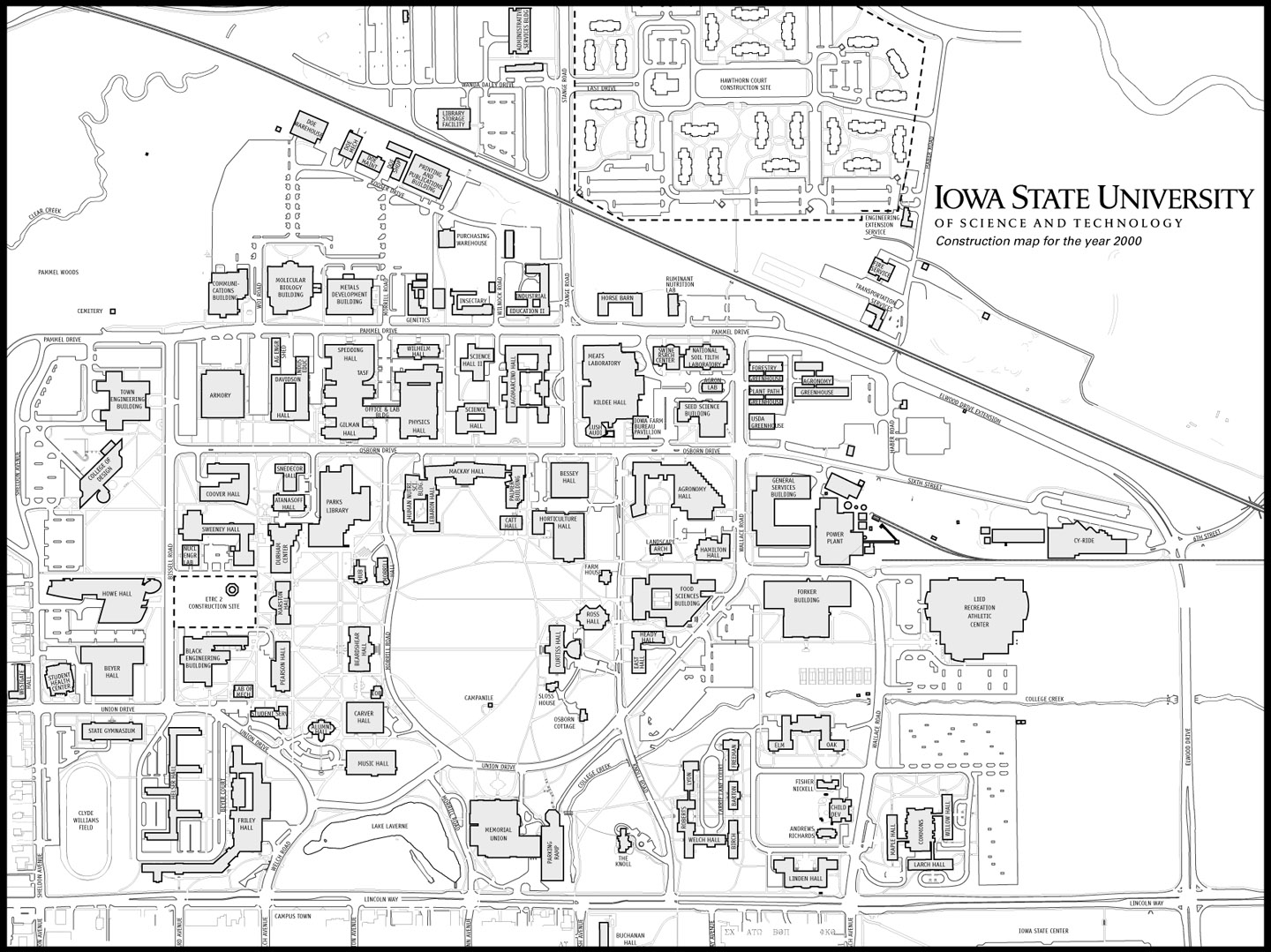 College Campus Drawing at GetDrawings.com | Free for personal use ...