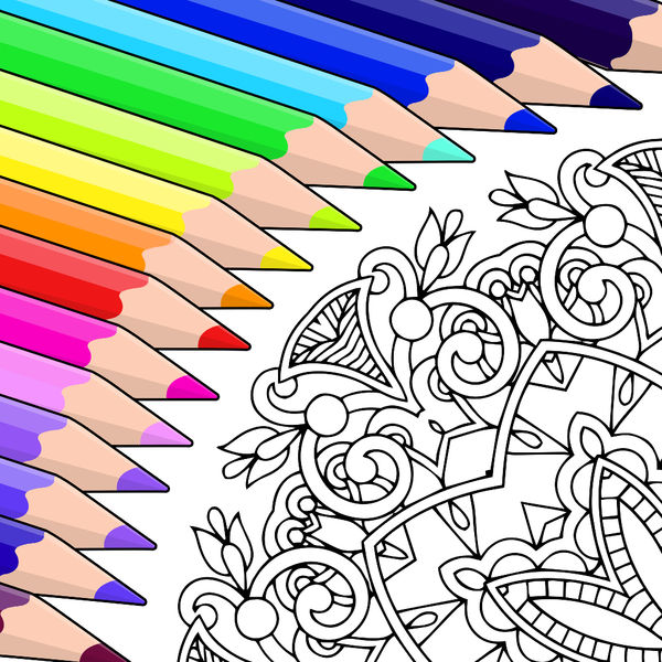 600x600 Colorfy Coloring Book Amp Arts On The App Store