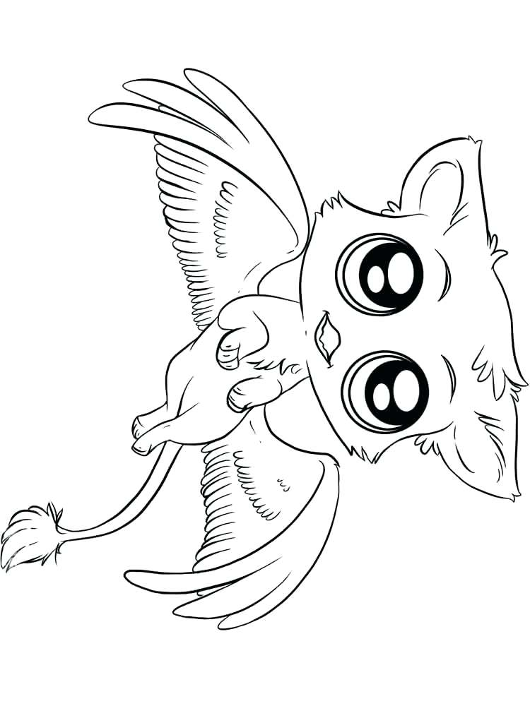 750x1000 Luxury Anime Animal Coloring Pages New Cute Animals Fair To Color