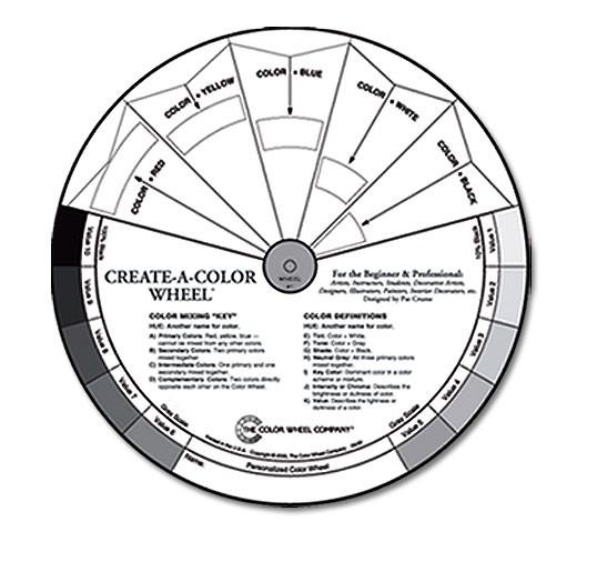 547x515 Color Wheels