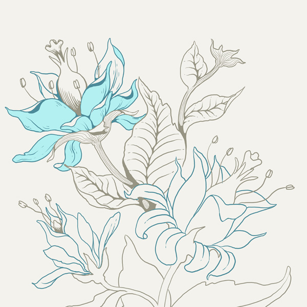 600x600 Create A Seamless Fantasy Floral Pattern In Adobe Photoshop