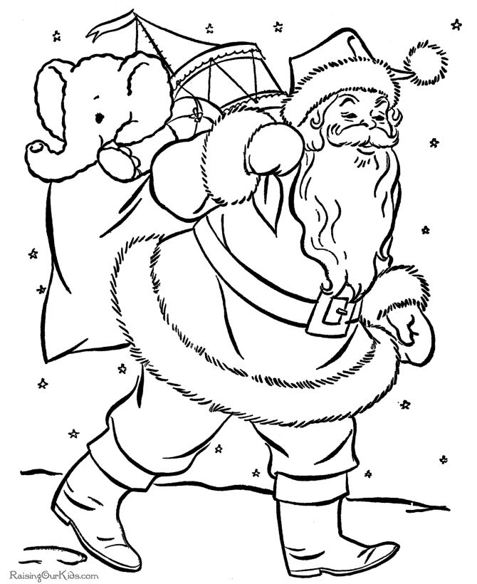 670x820 Amazing Christmas Coloring Pages 36 With Additional Model Coloring