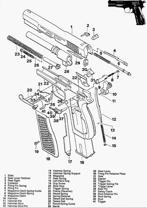 Colt 45 Revolver Drawing At Getdrawings Com