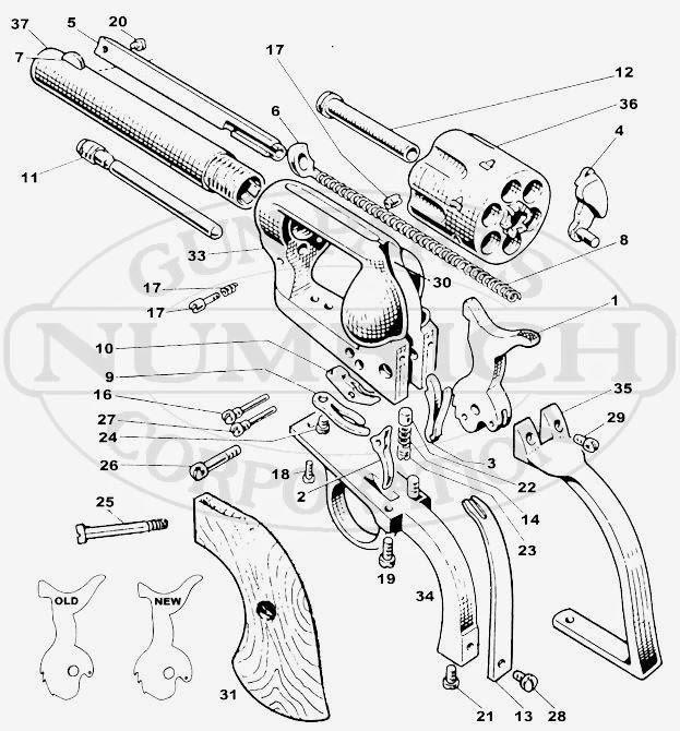 623x670 Tincanbandit's Gunsmithing Featured Gun Hawes Western Marshal