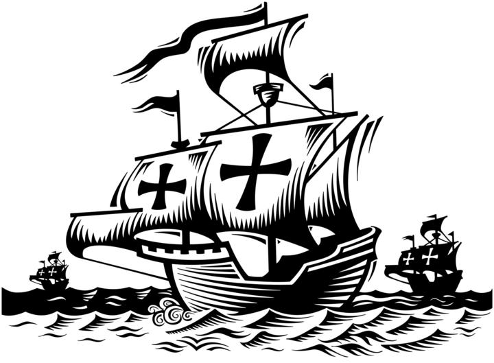 Columbus Day Drawing at GetDrawingscom Free for personal use