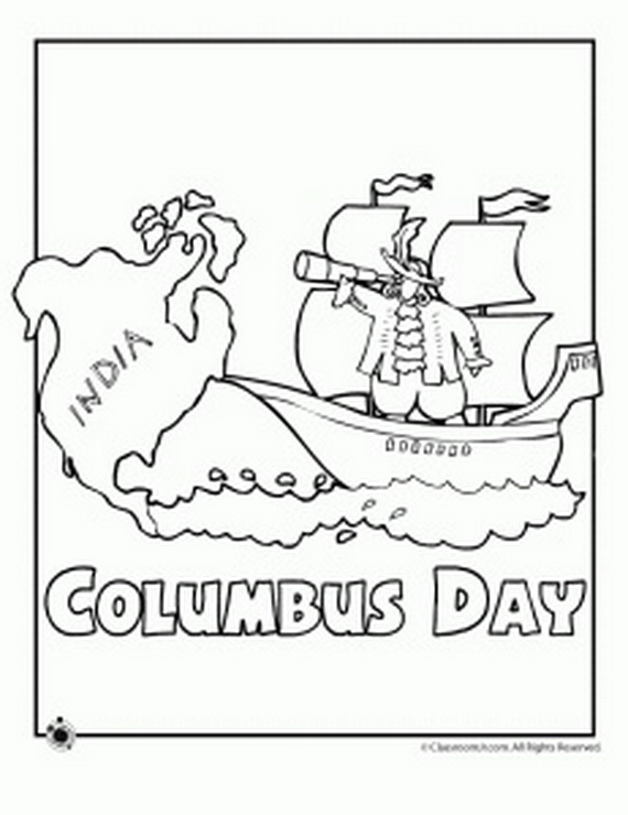 Columbus Day Drawing at GetDrawings.com | Free for personal use ...