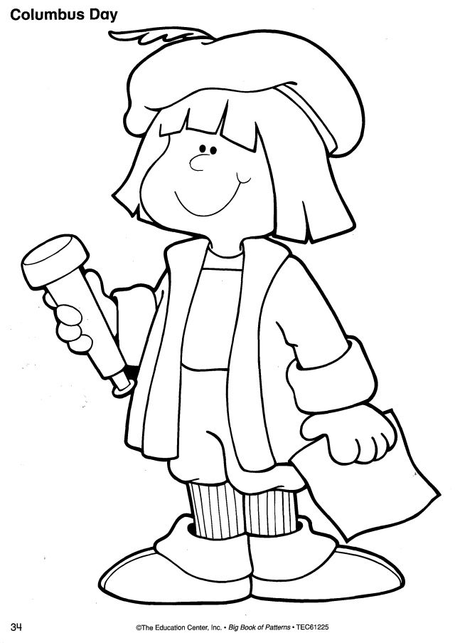 640x903 Unique Christopher Columbus Coloring Pages 90 With Additional