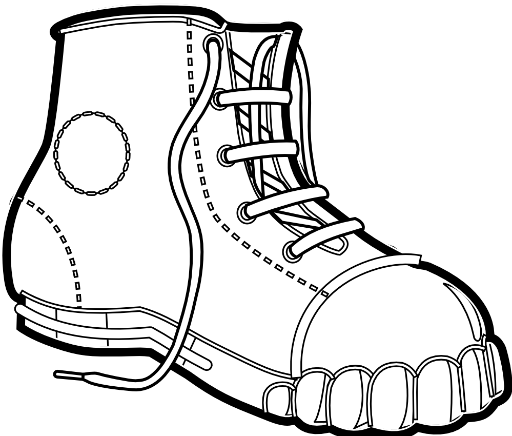 Combat Boots Drawing at GetDrawings.com | Free for personal use ...
