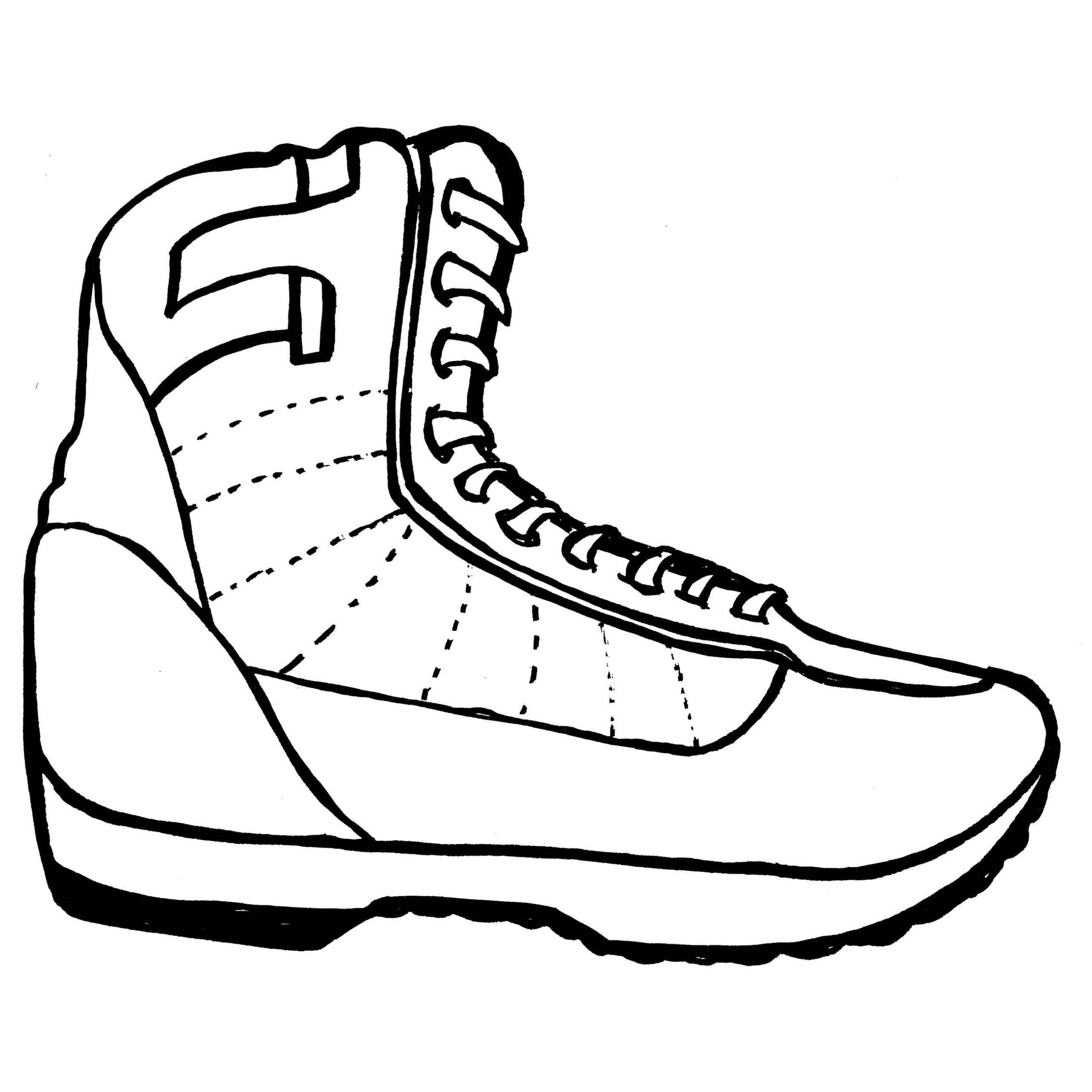 2560x2560 Army Boots Coloring Pages Boot Camp Coloring Pages