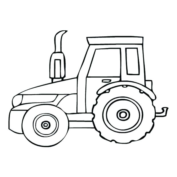 618x618 John Deere Coloring Page John Coloring Pages Free Free Printable