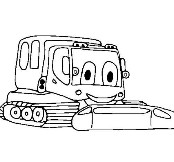600x558 Combine Harvester Coloring Pages