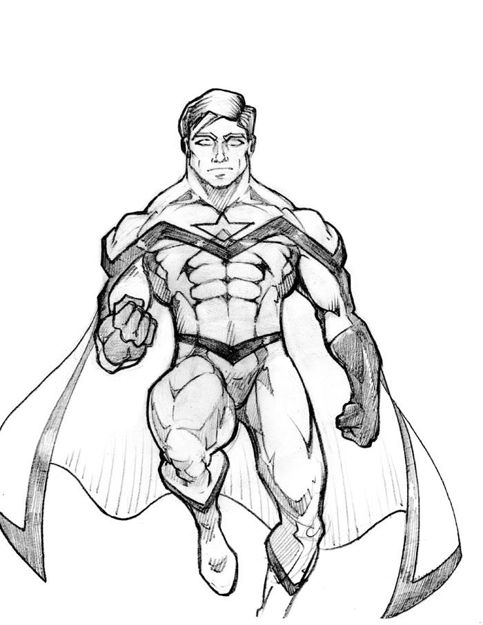 700x906 Dennis M. Sweatt Comic Book Creations And Design! The Plutonian