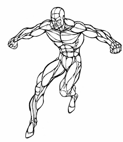 397x460 Biowars Art Academy How To Draw Comic Book Characters Blog