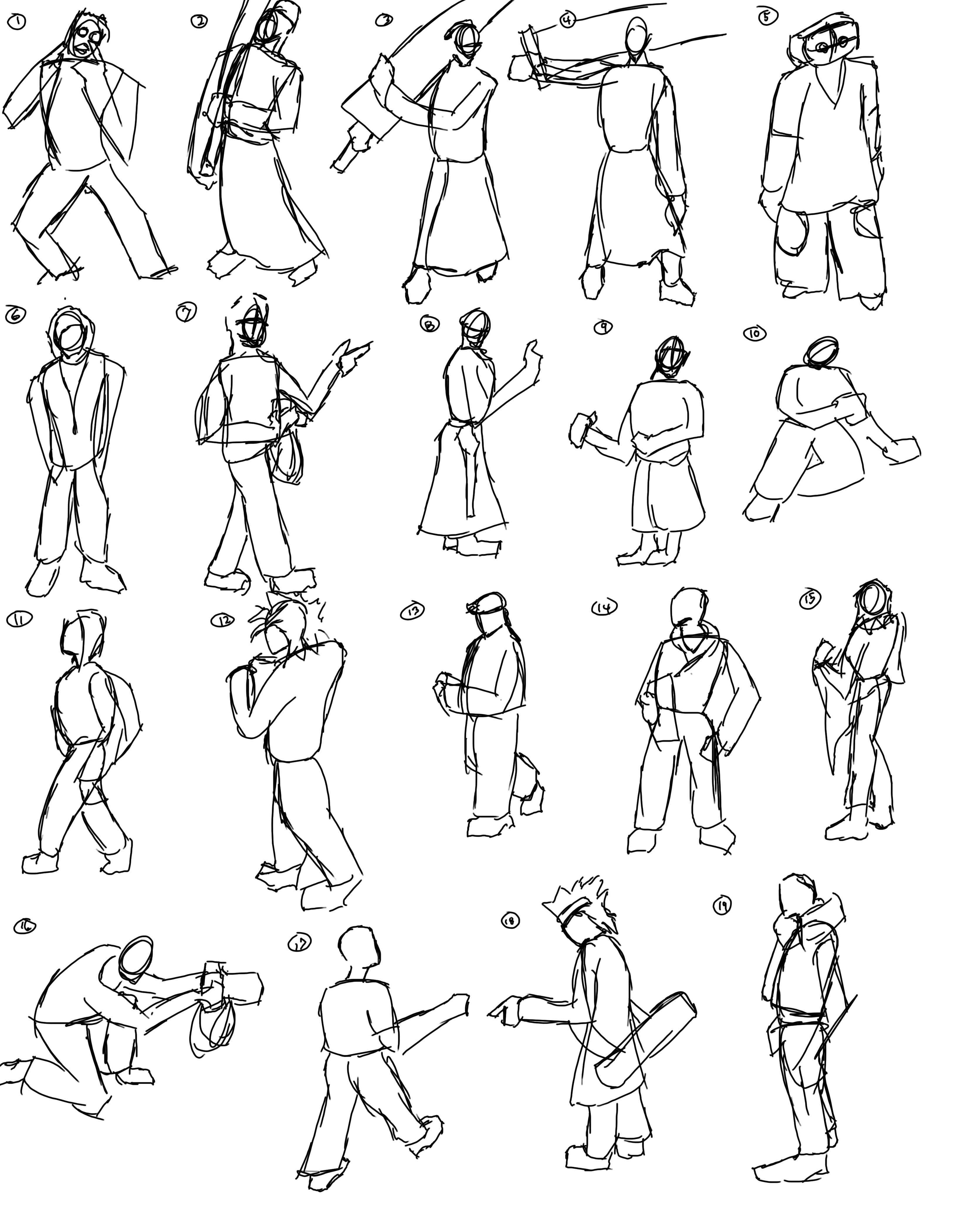 3300x4200 Cafe Sketch For Animators 2015 Timk