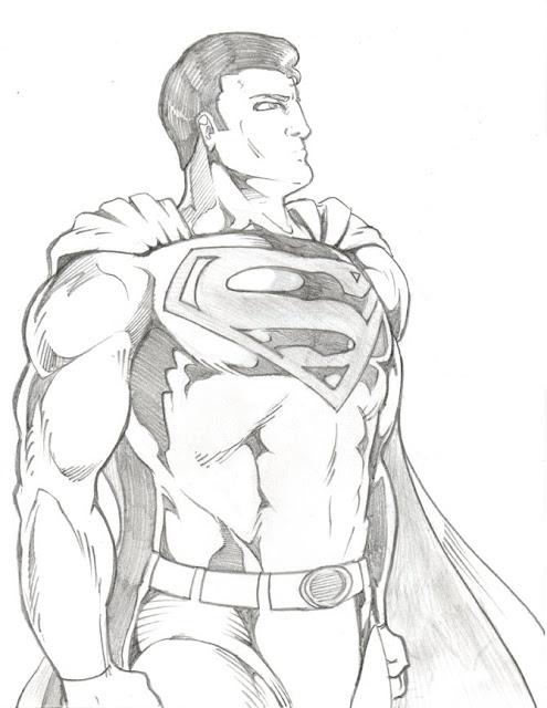 495x640 Dennis M. Sweatt Comic Book Creations And Design! Superman