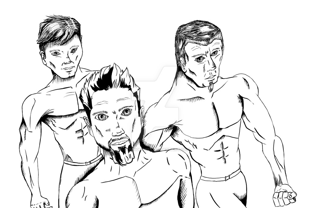 1024x688 Learning To Draw Comic Book Style
