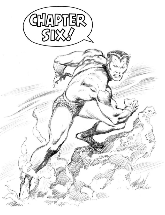 638x832 How To Draw Comics The Marvel Way