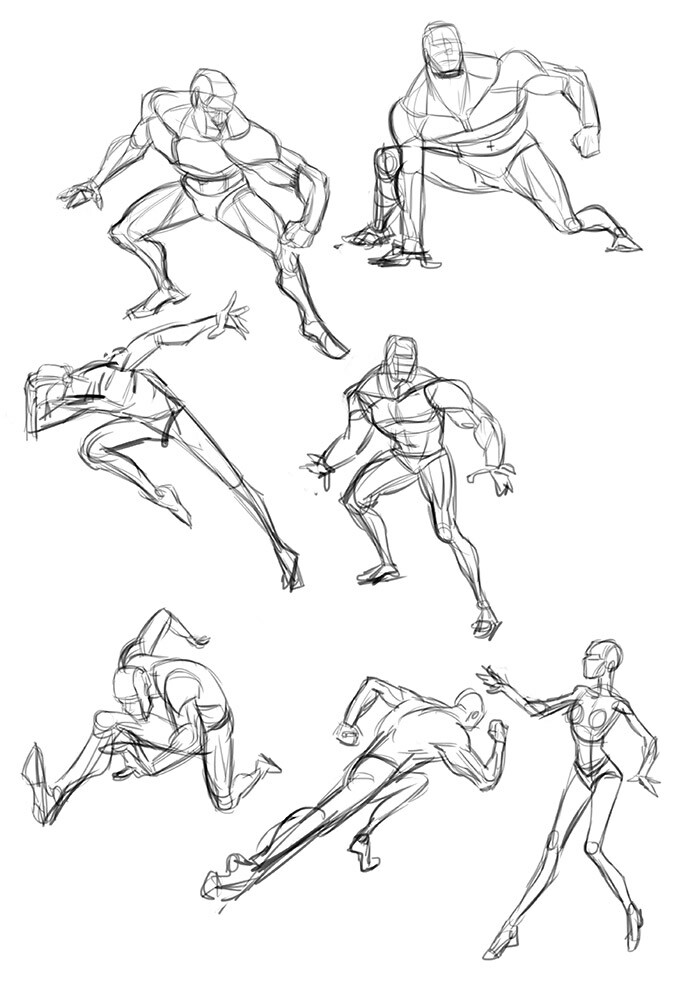 700x990 Pin By Fabian Stark On Comics How To Pose, Action