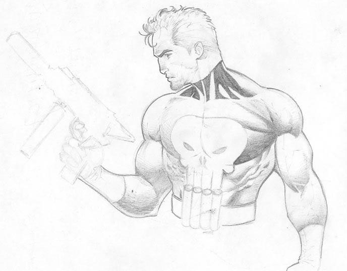 688x538 Sketchbook Sajad's Comic Book Art
