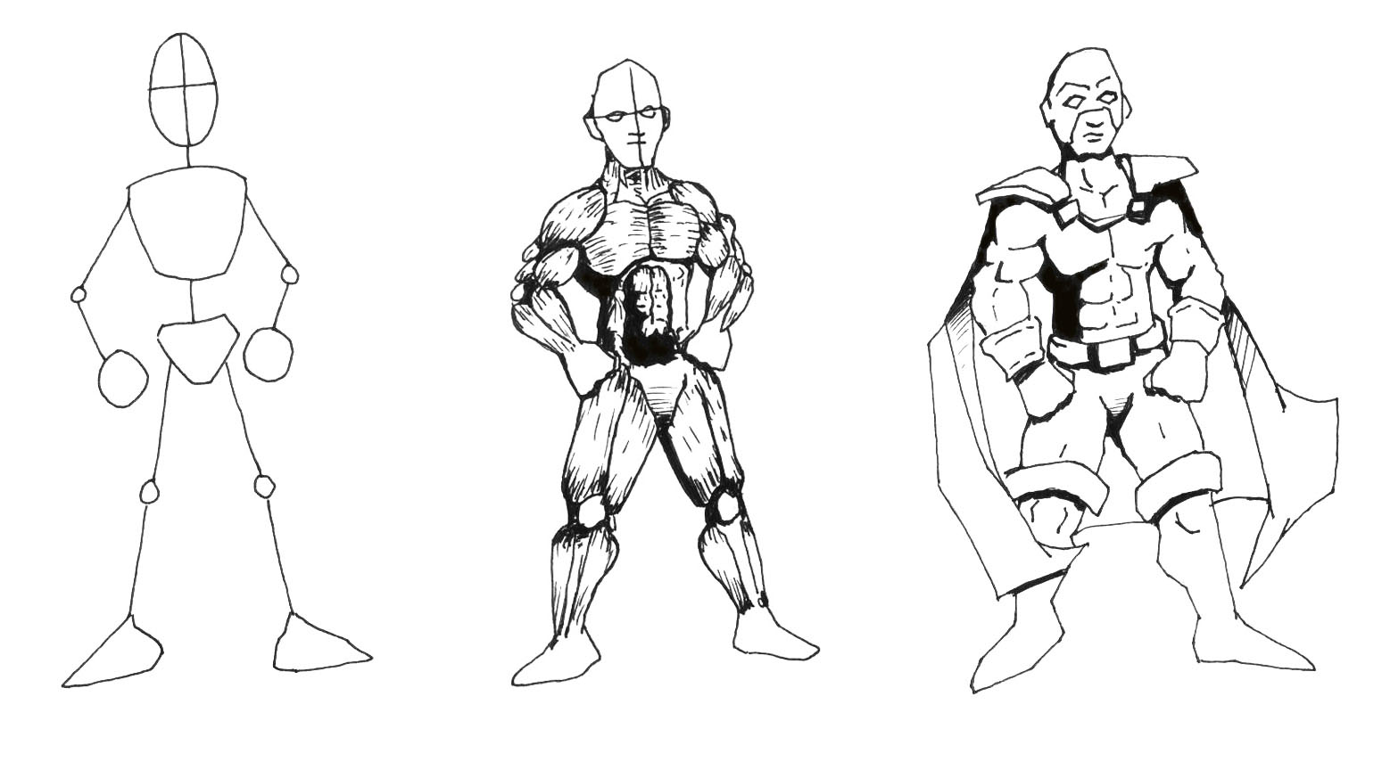 1549x855 How To Make A Comic Book Step By Step