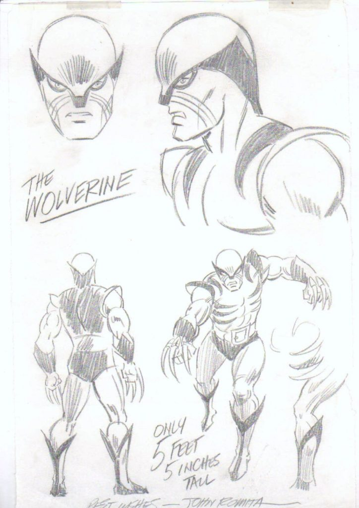 724x1024 Wolverine The Making Of A Super Hero