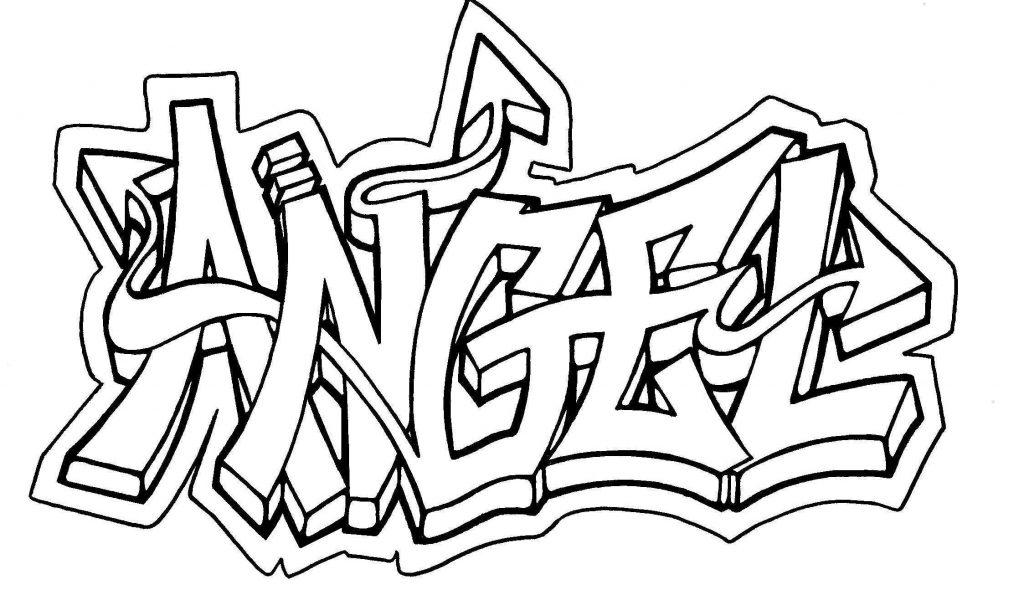 1024x600 Cool Graffiti Drawings Community Wall Project Graffiti Diplomacy