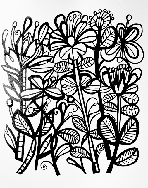 506x640 Drawing With Letters Este Macleod
